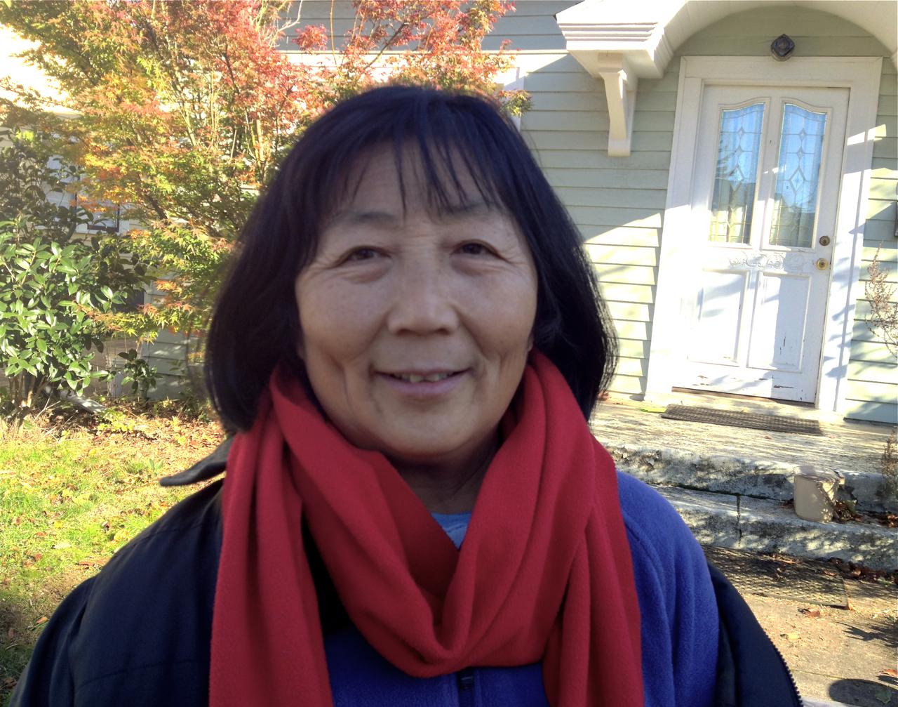 Asian Woman Dmae Roberts