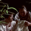 Wynee Hu as Mei Mei (left) and Chisao Hata as Stepmother (right).